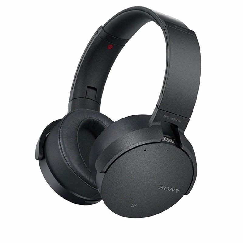 Sony Headphone Extra Bass Wireless MDR-XB950N1 / XB950N1 Black (Certified Refurbished) Singapore