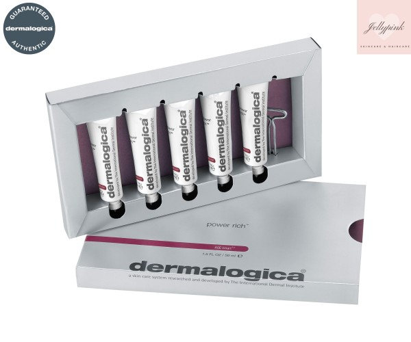 Buy Dermalogica Power Rich (5 tubes) 0.3oz / 10ml Singapore