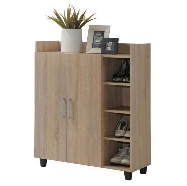 JIJI (MAXWELL Shoe Cabinet) (FREE Installation)- ENTRYWAY Shoe Cabinets / Shoe Storage / Organizer / Box / Bookshelf / Furniture / 6 Month Warranty (SG)