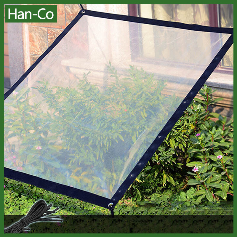 [Any 2 Items Discout 5%][Free Shipping]Plant Canopy Shade Cloth Rainproof Cover Sunblock Balcony Sun Shade Net