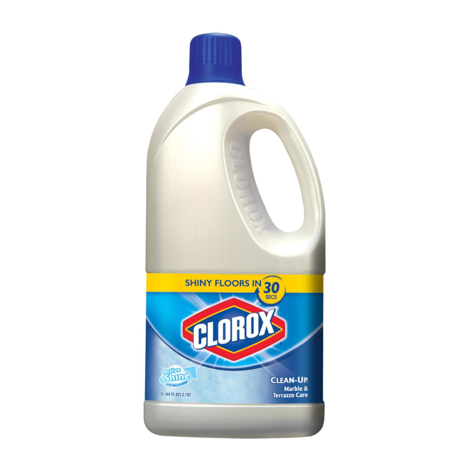 Clorox Clean-Up Cleaner - Marble and Terrazzo Care