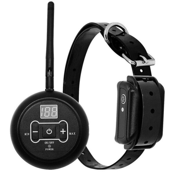 3 in 1 Wireless Electric Dog Pet Fence Containment System Transmitter Collar for 1 Dogs US Plug