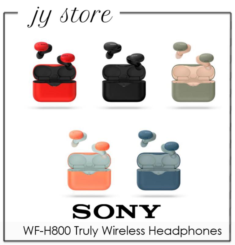 Sony WF-H800 h.ear in 3 Truly Wireless Headphones 1 Year Sony Singapore Warranty Singapore