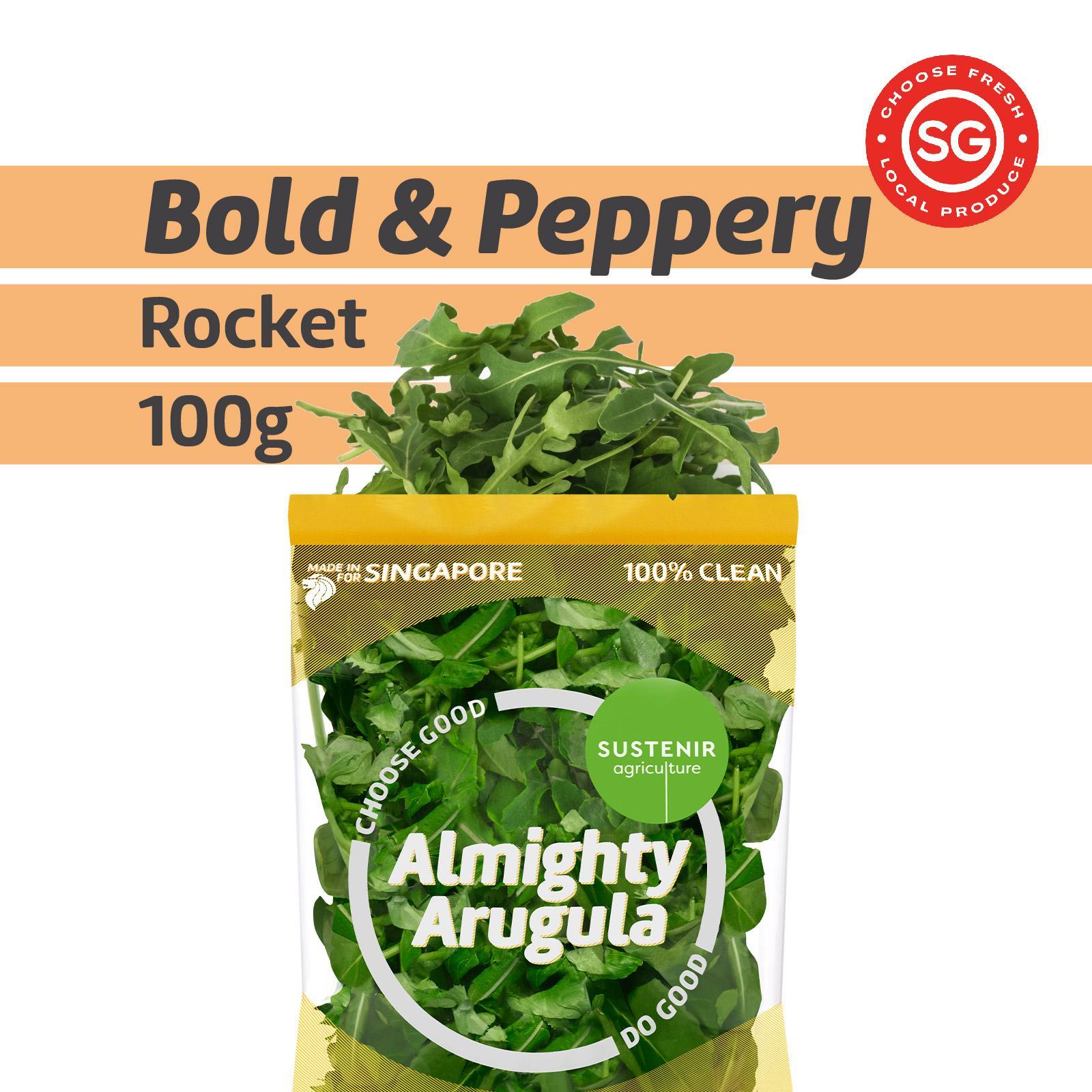 Sustenir Arugula Rocket Salad