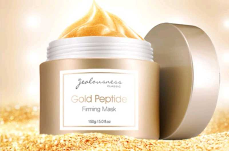 Buy 【SUPER SALE 正品】Jealousness Gold Peptide Firming Mask 150g (請提防仿冒品) Singapore