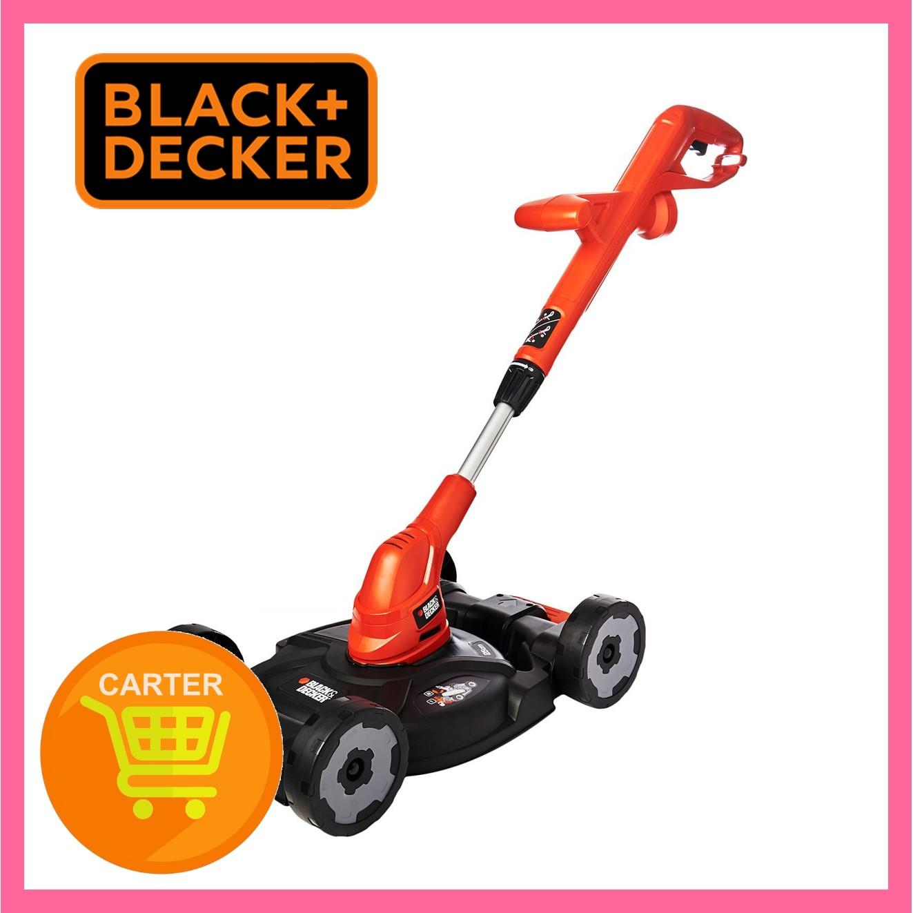 Black & Decker GL4525CM 450W String Trimmer w City Mower