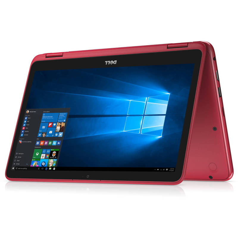 same day delivery  Inspiron 11 inch touch screen 360 degree  (3168) 3000 Series Laptop Intel(R) Pentium(R) Processor N3710 (2M Cache, up to 2.56 GHz) RAM  8GB 240GB SSD Windows 10 original  1 year warranty bag amd wirelss mouse  display set clearance