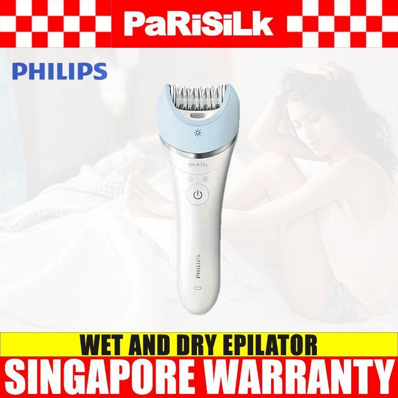 Buy Philips BRE605/00 Wet & Dry Epilator Singapore