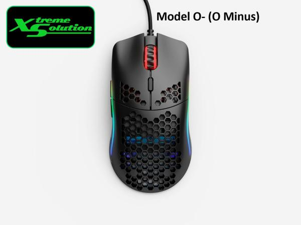 Glorious PC Gaming Race Model O- (Matte / Gloss & Black / White) Lightweight Gaming Mice