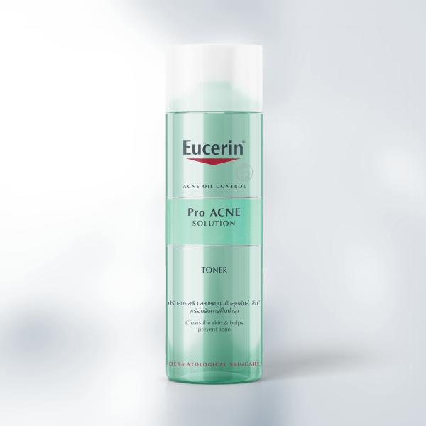 Buy Eucerin Face Care - Cleanser Pro ACNE Solution Toner 200ml Singapore