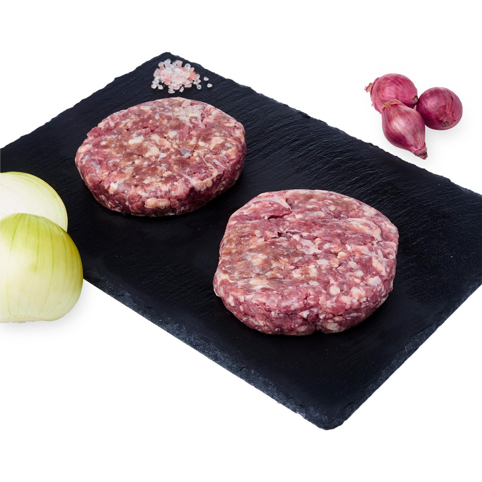 AW'S Market Premium Beef Patties