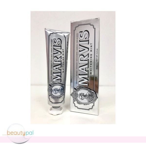 Buy Marvis Toothpaste 85ml - Whitening Mint Singapore
