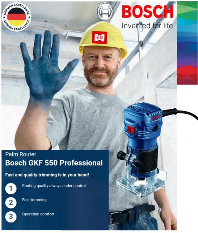 Bosch GKF 550