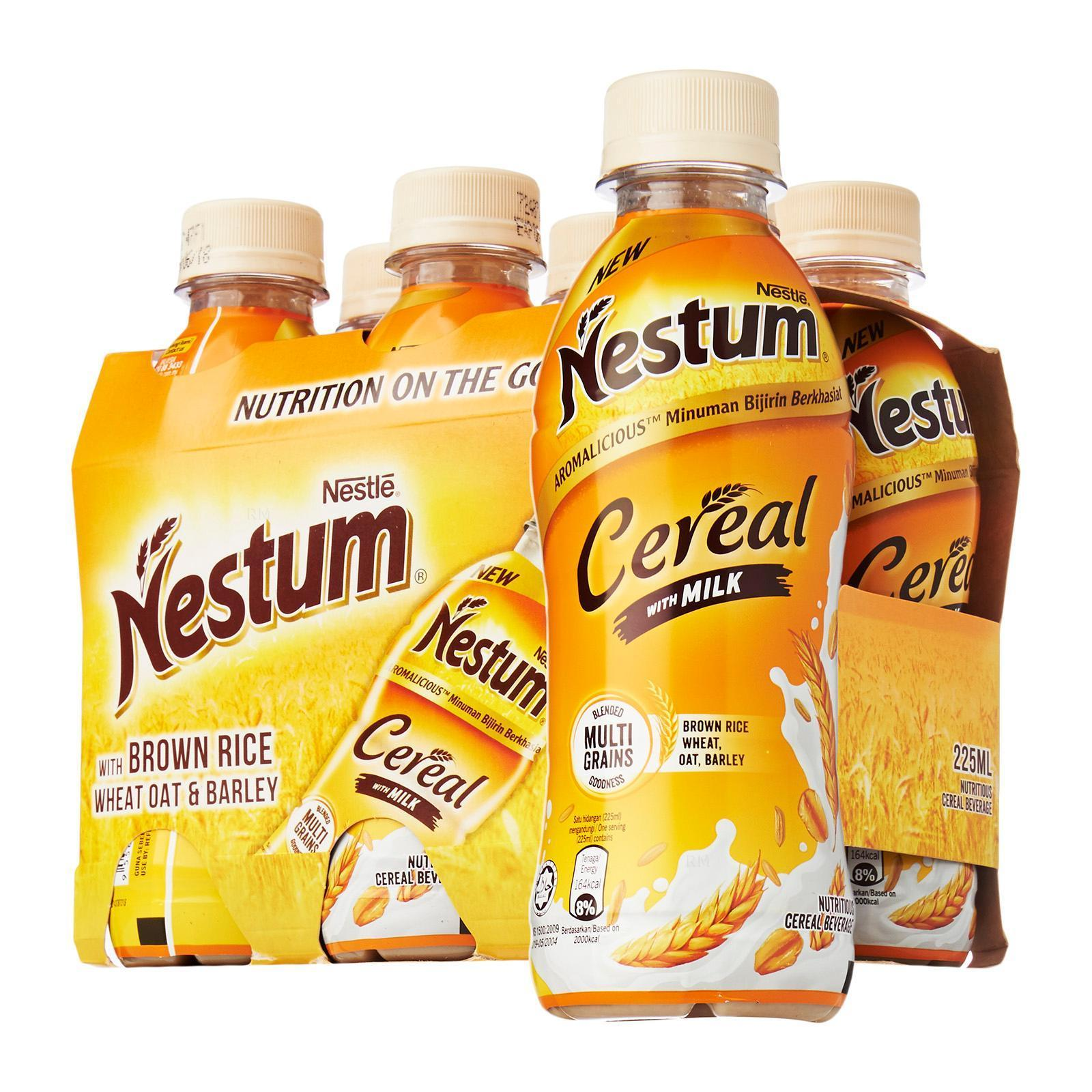 Nestum Cereal With Milk Bottle Drink By Redmart.