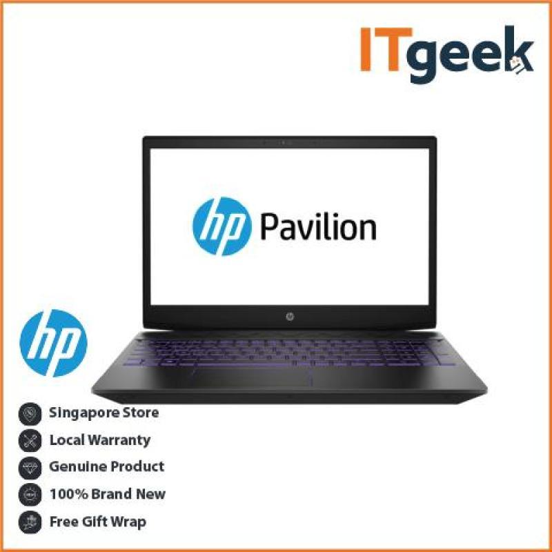 HP Pavilion Gaming Laptop 15-dk0142TX