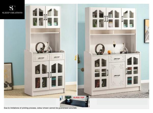 Glain Kitchen Cabinet