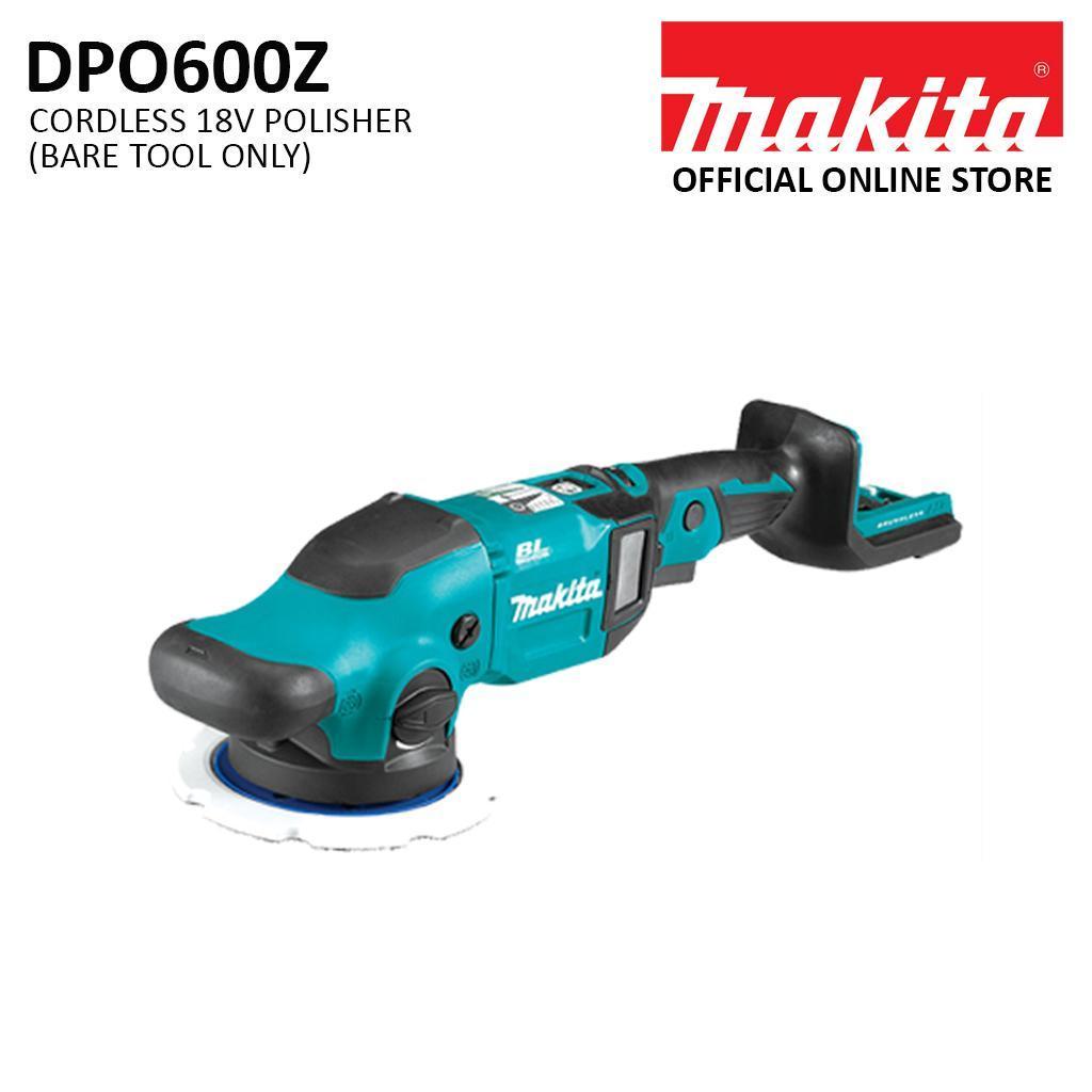 Makita DPO600Z Cordless 18V Polisher (Bare Tool)