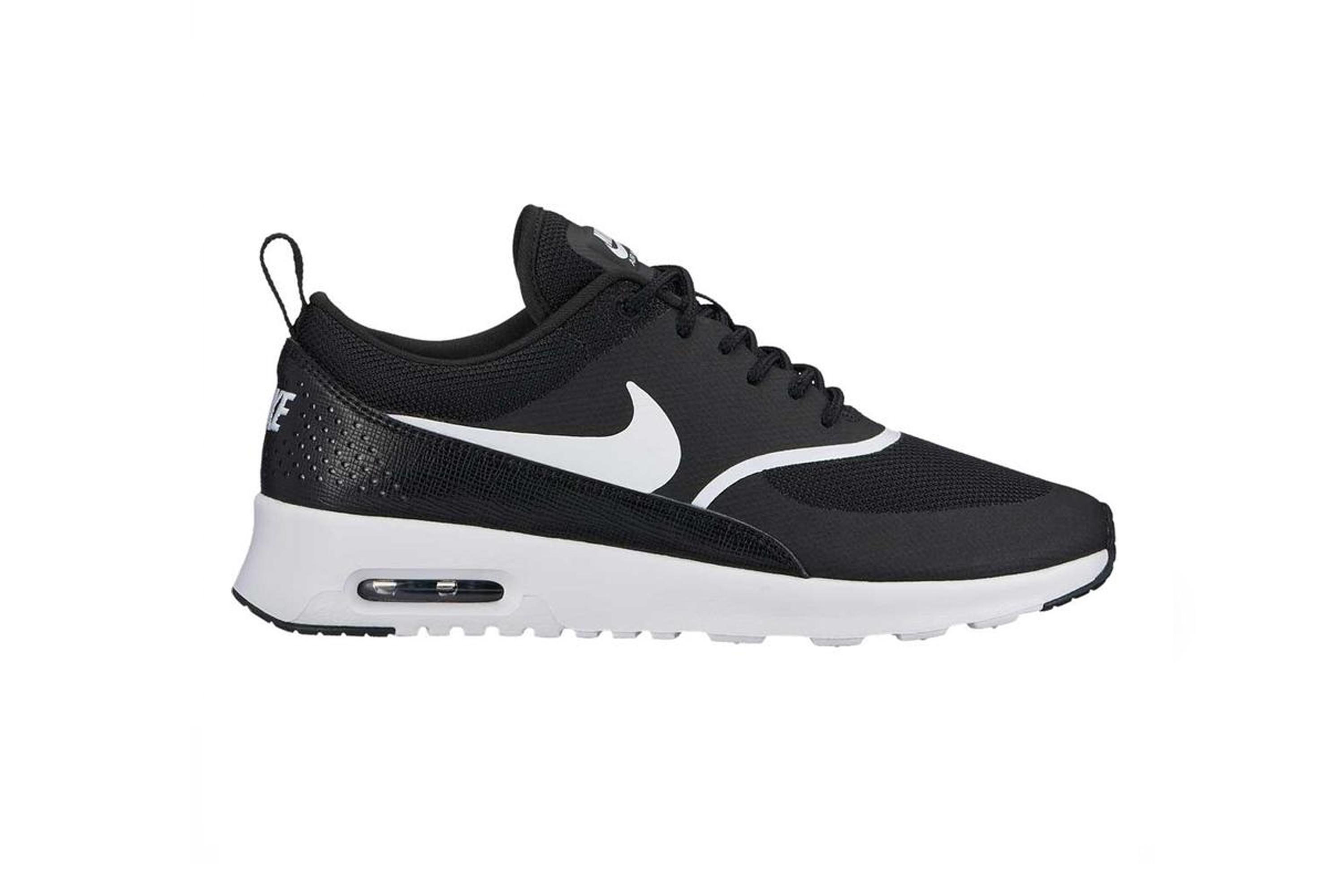 release date: 4bb40 a6aa5 Nike Wmns Air Max Thea 599409-028 Black White