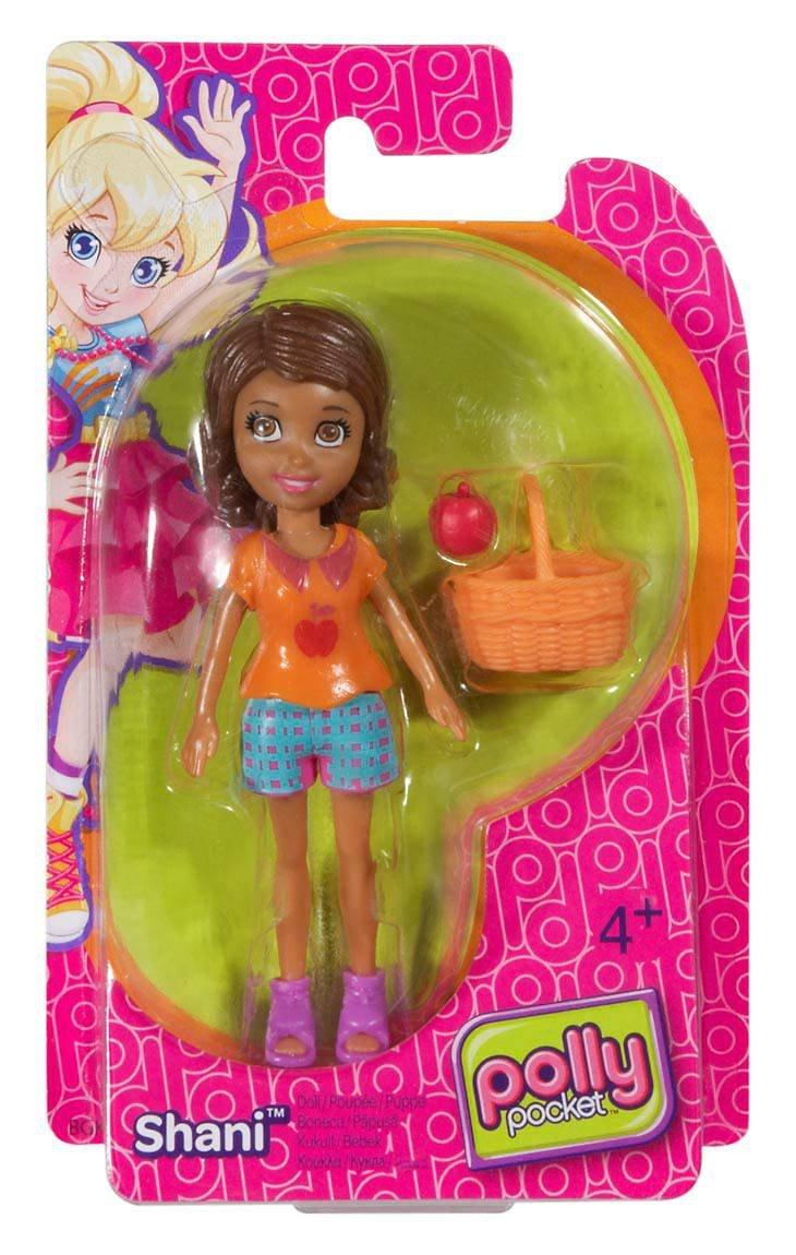 Polly Pocket Active Doll Assorted (Bundle of 3)