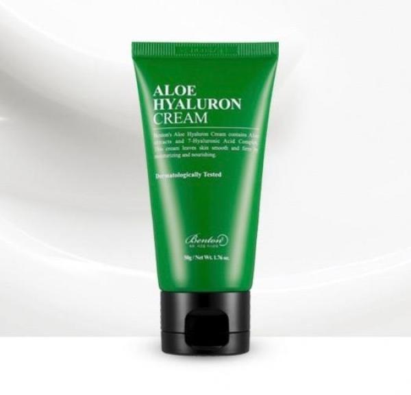 Buy Benton Aloe Hyaluron Cream (50g) - MissDewy Singapore