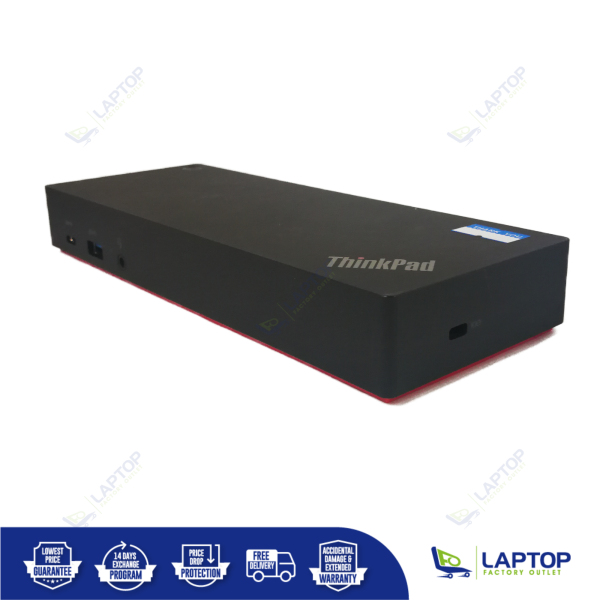 LENOVO ThinkPad Hybrid USB-C Docking [Premium Preowned] Refurbished