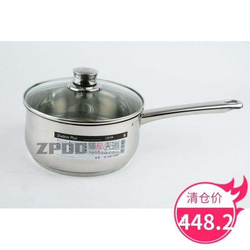 Germany WMF 20cm3L Stainless Steel Single Handle Long Handle Children Milk Food Supplement Big Milk Pot Stew Pot Stew-pan Singapore