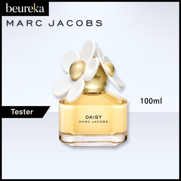 Buy Marc Jacobs Daisy EDT 100ml Tester - Beureka [Luxury Beauty (Perfume) - Fragrances for Women / Ladies Brand New 100% Authentic] Singapore