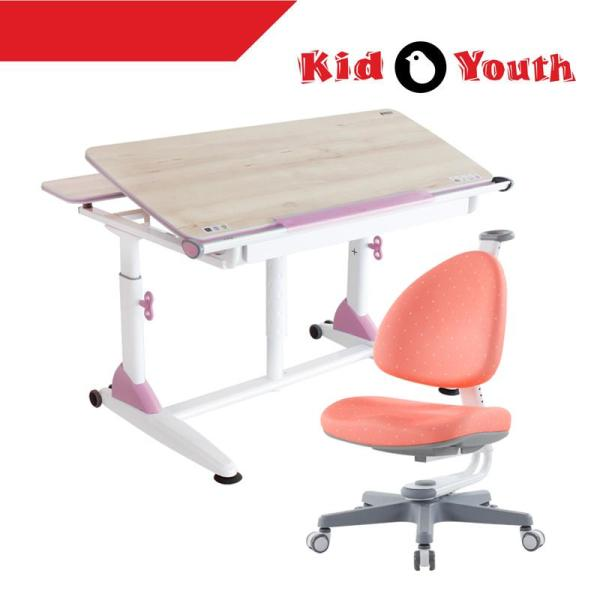 G2+S Kid2Youth Kids Study Table and BABO Study Chair Set ★ Kids Ergonomic Study Table ★ Study Table For Kids ★ Children Study Desk ★ Height Adjustable Study Table ★ #1 Taiwan Kids Ergonomic Brand ★ Warranty Provided