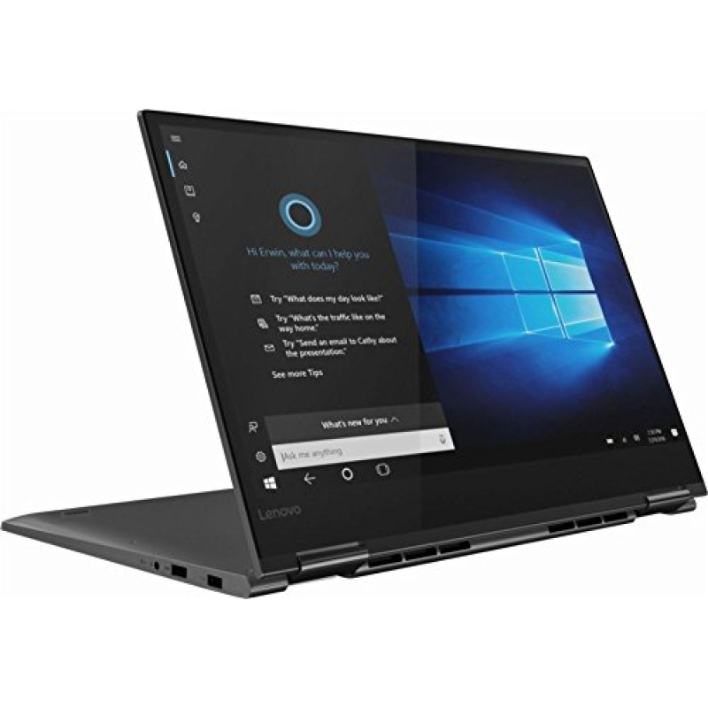 New 2018 Lenovo Yoga 730 2-in-1 15.6  FHD IPS Touch-Screen Laptop, Intel i5-8250U, 8GB DDR4 RAM, 256GB PCIe SSD, Thunderbolt, Fingerprint Reader, Backlit Keyboard, Built for Windows Ink, Win10