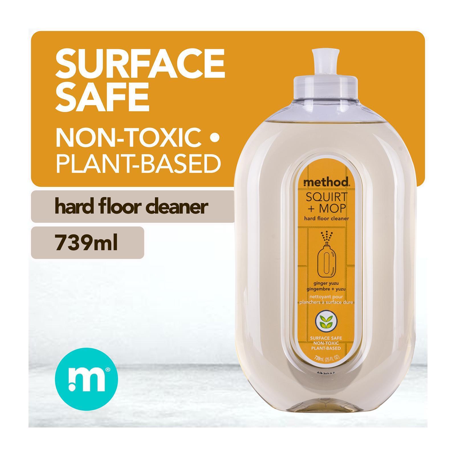 Method Squirt + Mop Hard Floor Cleaner - Ginger Yuzu