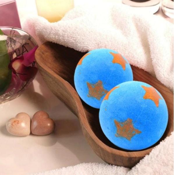 Buy 【Ready Stock】1x240g Spa Bath Bomb Salt Sea Salt Bubble Bath Bombs Bath Ball Set  Fizzy BathBalls Bathbomb  Handmade Spa Salts Organic Bath Bomb Singapore