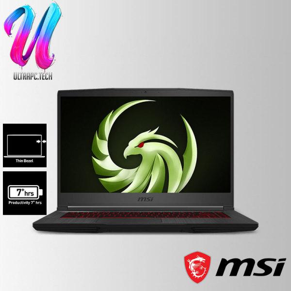 MSI Bravo 15 A4DDR High Performance Laptop (R7-4800H /AMD RX5500M 4GB GDDR6/8GB /512GB SSD/ WIN 10/15.6 120hz)-A4DDR-063SG(2Y)