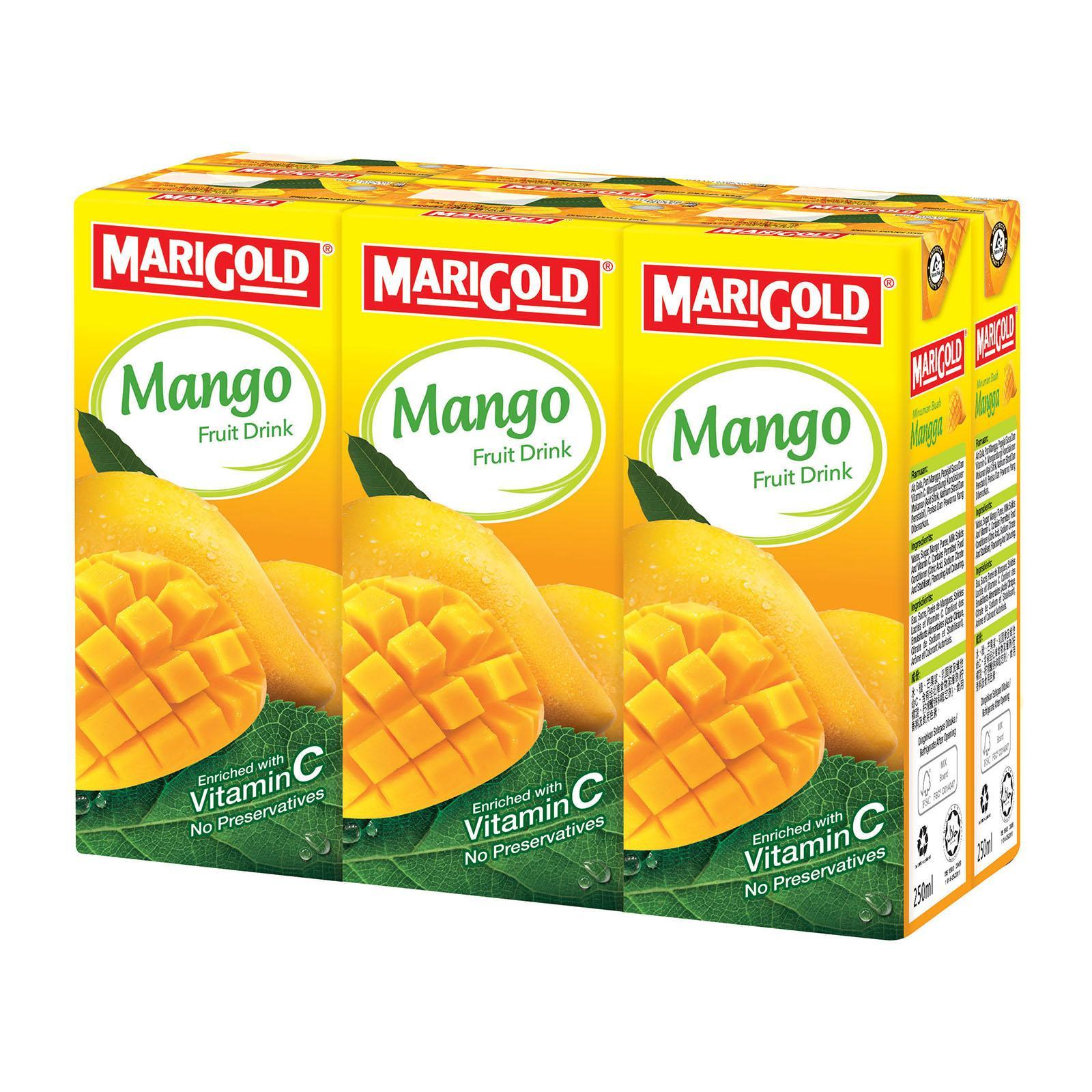 MARIGOLD Mango Packet Drink