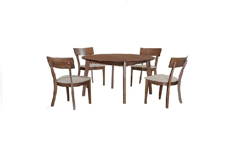 1 + 4 DINING SET /DINING ROOM SET / MEJA KERUSI MAKAN / DINNER SET L1200MM X H750MM X T18MM