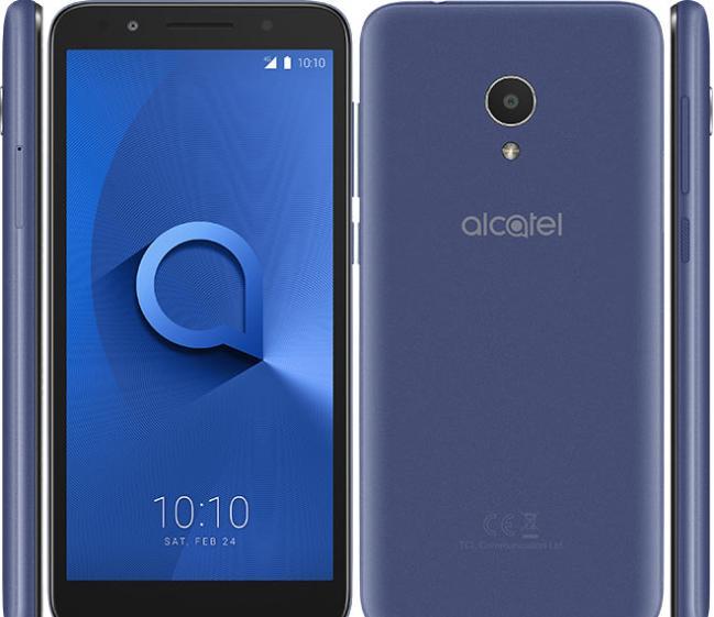 Alcatel 1X (5059I), 16GB, Dual SIM, 5 3