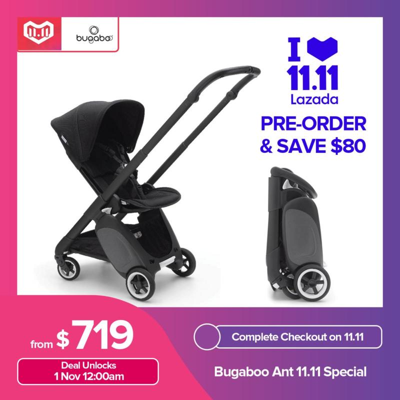 Bugaboo Ant Complete Stroller Singapore