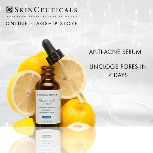 Buy SkinCeuticals Blemish + Age Defense Anti-Acne Serum for Oily/Combi Skin 30ML (CORRECT) Singapore
