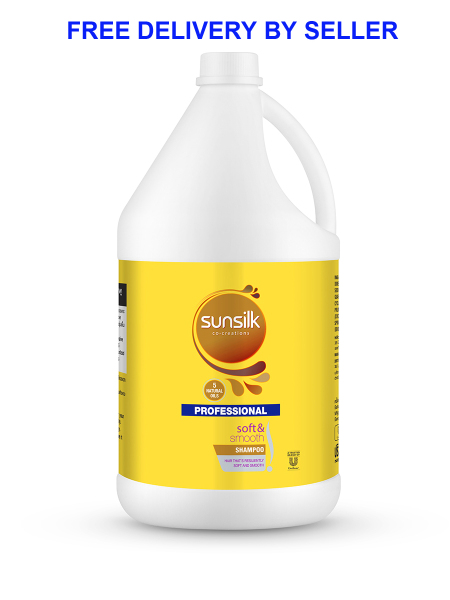Buy Sunsilk Prof Soft & Smooth Shampoo 3.5L Singapore