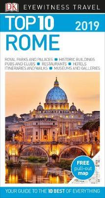 Dk Eyewitness Top 10 Rome: 2019