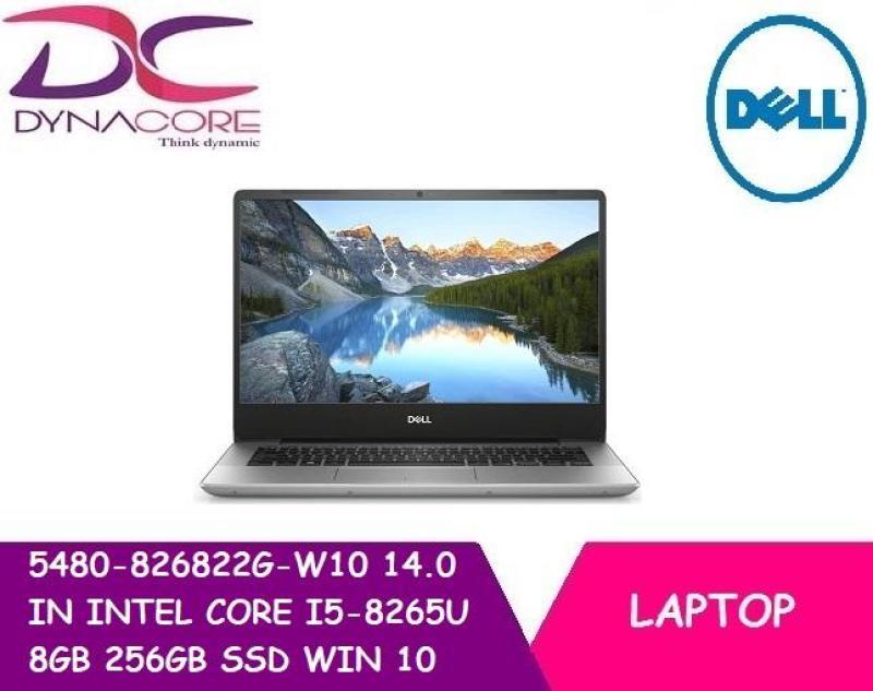 DELL 5480 826822G W10 14.0 IN INTEL CORE I5-8265U 8GB 256GB SSD WIN 10
