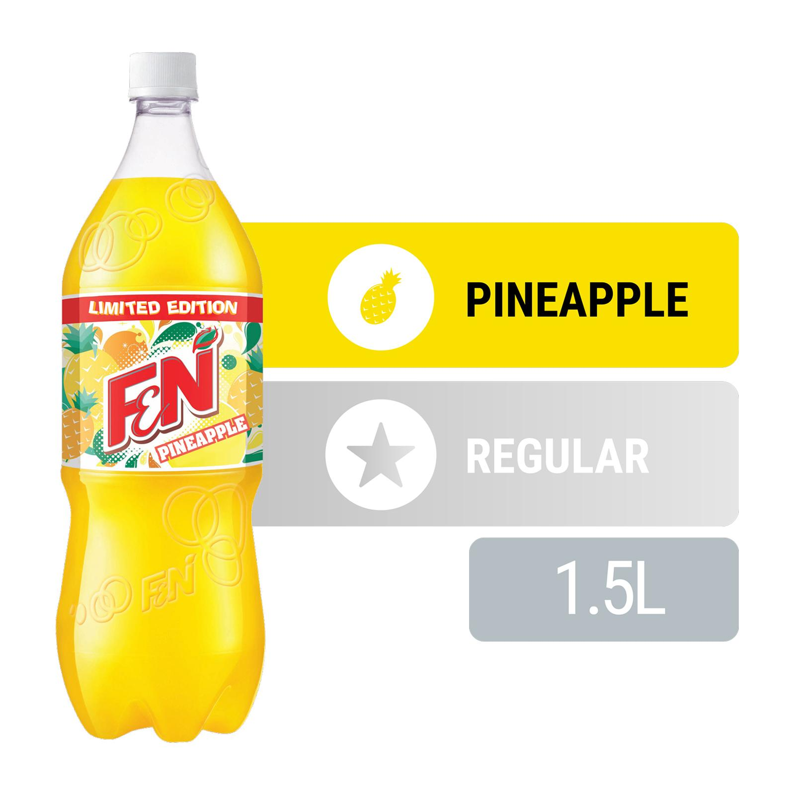 F&N Sparkling Pineapple