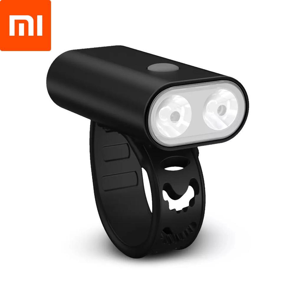 Xiaomi AreoX Cycling Headlights BU80 150m Max Long Range 120 Degree Floodlights 4 Lighting Modes for Night Safty Riding