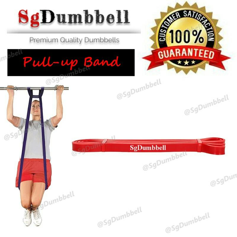 Pull Up Assist Resistance Band By Sgdumbbell.