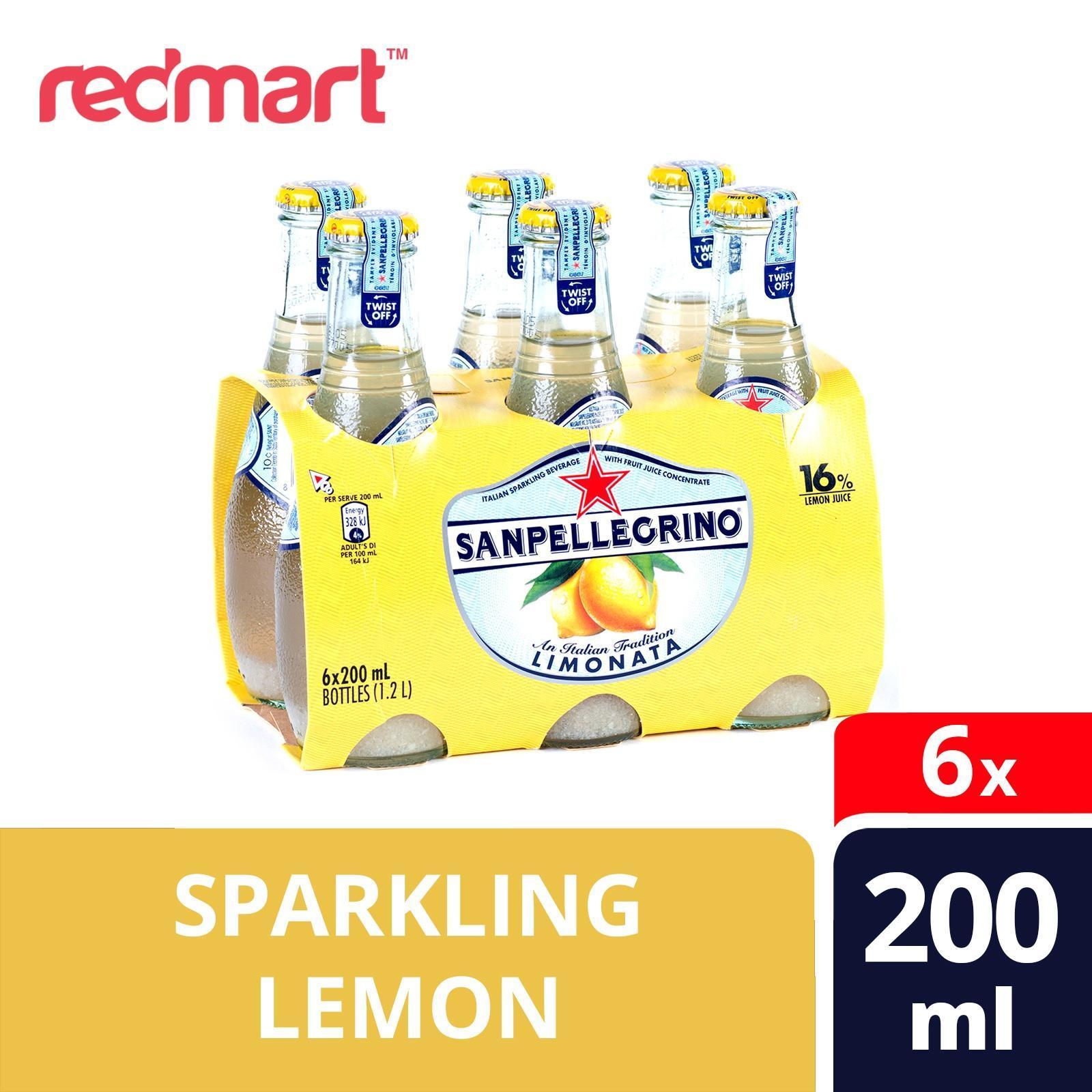 San Pellegrino Limonata Sparkling Water
