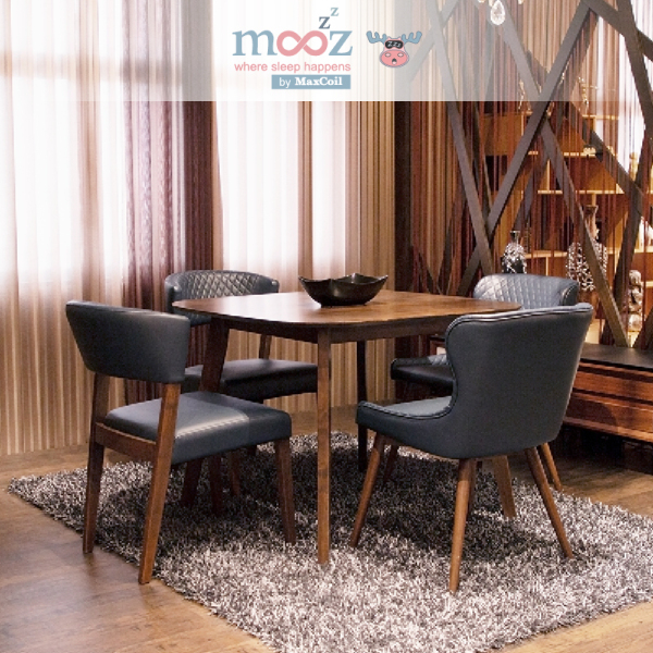Mia & Evelyn Dining Set