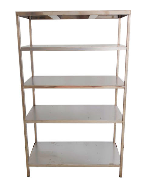 5 Tier Rack Stainless Steel