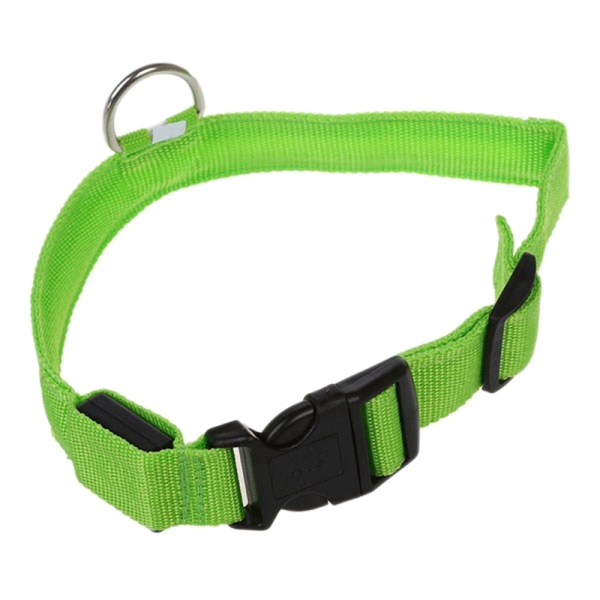 LED Dog Collar Light Up Safety Dog Collars At Night , Durable Pet Collars for Small/Medium/Large Dogs As Gift