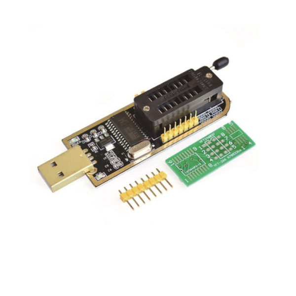 Giá CH341A 24 25 Series EEPROM Flash BIOS USB Programmer Module for EEPROM 93CXX / 25CXX / 24CXX