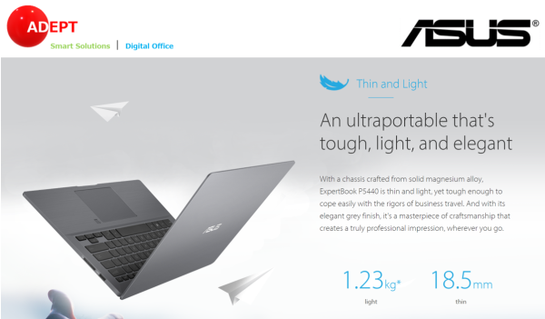 Asus Ultra Laptop P5440 In stock now!