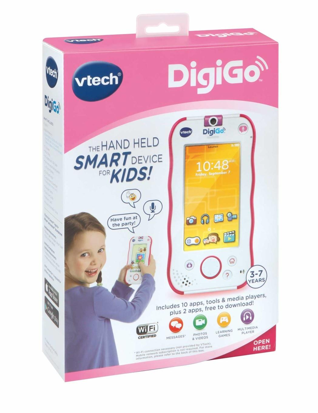 Vtech Digigo Hand Held Smart Device For Kids By Cashconverters.